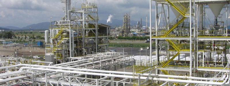 Petronas petrochemical complex in Kertih
