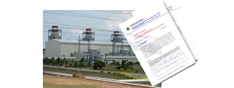 Claims for noise disturbance against Power Station, Port Dickson